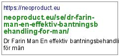 https://neoproduct.eu/se/dr-farin-man-en-effektiv-bantningsbehandling-for-man/